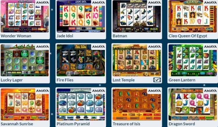 Amaya Mobile Gaming