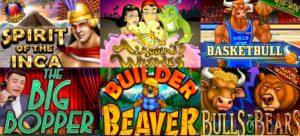 Games at Realtime Gaming Casinos
