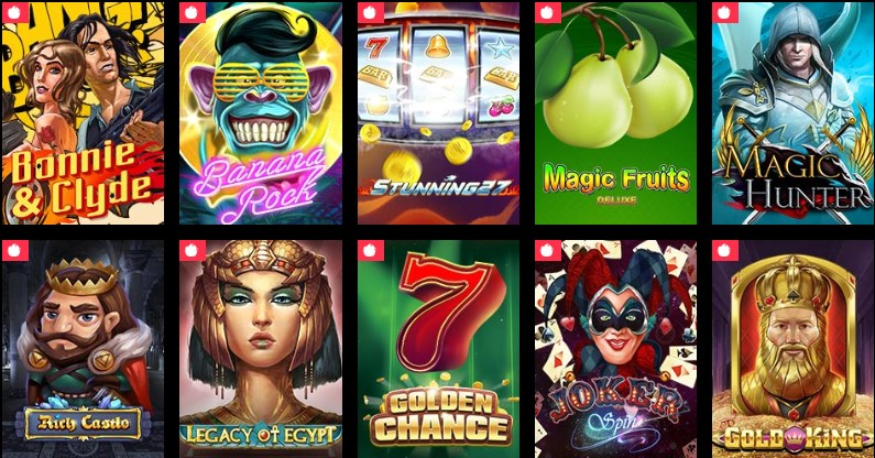 EnergyWin Casino Games