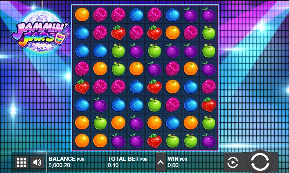 Jammin Jars Slot Gameplay