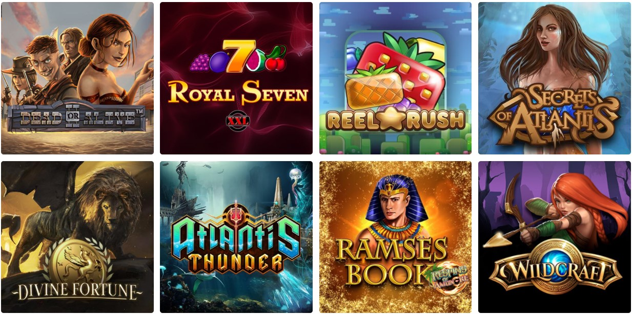 Playigo Casino Games