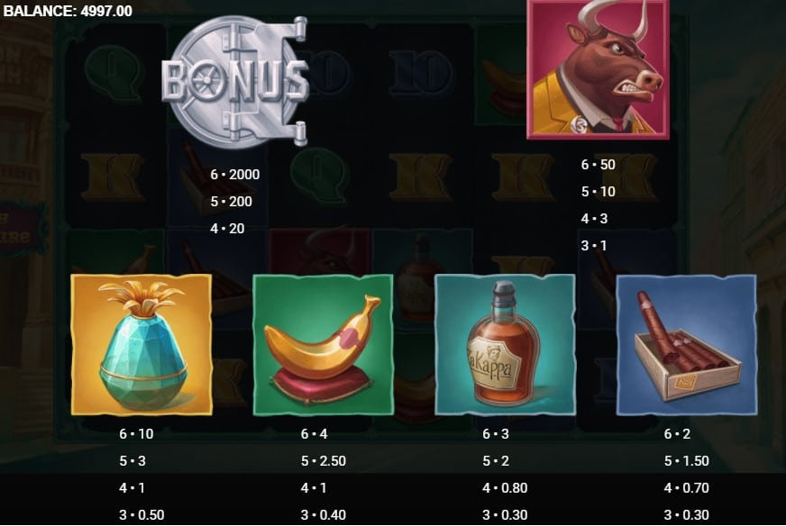 Iron Bank Slot Pictures