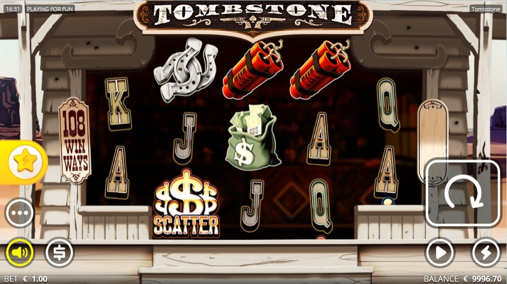 Tombstome Slot Review