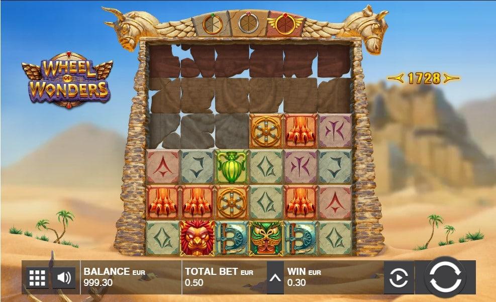 Wheel of Wonders Gameplay