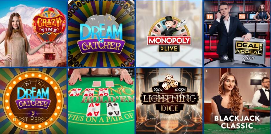 EUslot Live Casino