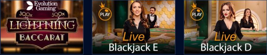 Mr Bit Live Casino