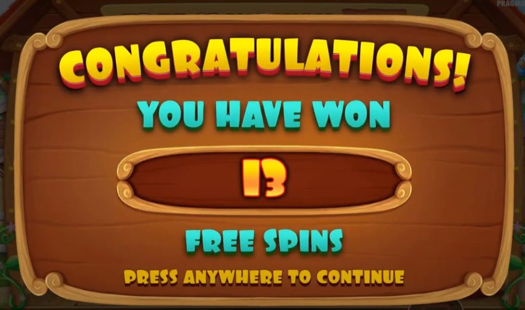 The Dog House free spins