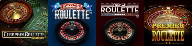 Vulkan Vegas Roulette