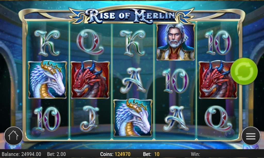 Rise of Merlin Graphics